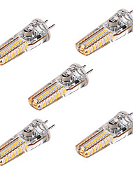 GY6.35 LED Bi-pin Lights T 36 SMD 3014 300-400 lm Warm White 2800-3200 K DC 12 AC 12 AC 24 DC 24 V