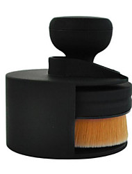 cheap -1 Foundation Brush Synthetic Hair Plastic Face MAKE-UP FOR YOU