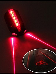 Rear Bike Light LED Cycling AAA USB Lumens Battery Cycling/Bike