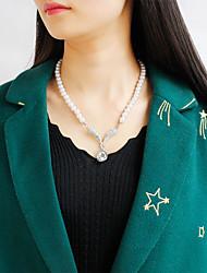 abordables -Mujer Conjunto de joyas - Perla Artificial Incluir Plata Para Boda / Fiesta / Casual