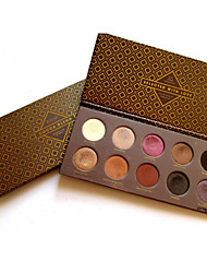 1Pcs Eyeshadow Palette Smoky / Cocoa Blend / Rose Golden Eye Shadow Palette Make Up New Collection