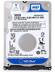 "economico -WD 500GB Laptop / Notebook Hard Disk Drive 5400rpm SATA 3.0 (6Gb / s) 16MB nascondiglio 2,5""-WD5000LPCX"