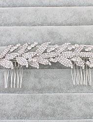 economico -pettini di strass pettine festa nuziale elegante stile femminile