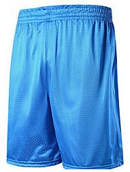 בגדי ריקוד גברים שרוולים קצרים כדורסל ריצה מכנסיים סווטשירט רחבים מכנסיים קצרים נושם תומך זיעה נוח