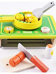 economico -Giochi di emulazione Giocattoli Giocattoli Originale Legno Da ragazzo Da ragazza 1 Pezzi
