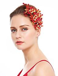 bandeau de perles imitation cristal bandeau classique style féminin