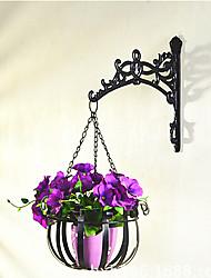 Цветы и растения Железо Модерн Повседневная В помещении Декоративные аксессуары