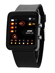 cheap -Men's Digital Watch Wrist watch Fashion Watch Sport Watch Digital Casual Watch Genuine Leather Band Charm Casual Multi-Colored