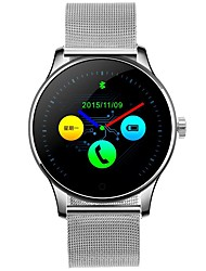 abordables -Montre Smart Watch YYK88H for iOS / Android / iPhone GPS / Ecran Tactile / Moniteur de Fréquence Cardiaque Moniteur d'Activité / Moniteur