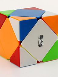 baratos -Rubik's Cube QI YI Skewb Skewb Cube Cubo Macio de Velocidade Cubos mágicos Cubo Mágico Nível Profissional Velocidade Dom Clássico Para