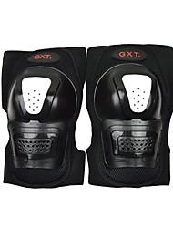 preiswerte -gxt g16 2 Stück kurze kneepad Schutzmotorrad Moto-Cross-Knieschleifer Motocross Motorrad-Gang