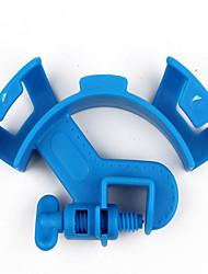 Aquários Grampos para Tubos Sem Ruído Artificial Plástico