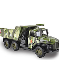 cheap -Pull Back Vehicles Military Vehicle Toys Novelty Toys Metal Pieces Boys' Children's Day Gift