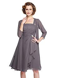 Женская накидка Пальто / Куртки Шифон Для свадьбы Вечерние