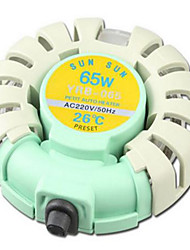 Aquarium Chauffages Non toxique & Sans Goût 65W220V