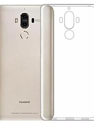 Pro Prachuodolné Ultra tenké Průhledné Carcasă Zadní kryt Carcasă Jednobarevné Měkké TPU pro HuaweiHuawei Honor 6X Huawei Mate 9 Huawei