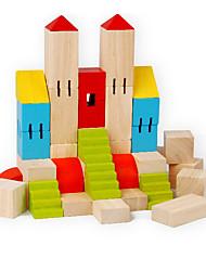 cheap -Building Blocks Educational Toy 1 pcs Novelty Castle Girls' Boys' Gift High Quality