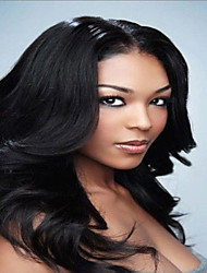 Hot Sale Virgin Human Hair Glueless Full Lace Wig With Baby Hair 8 to 26 Inch High Quality Wholesale For Black Woman