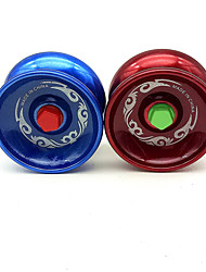 cheap -Professional Yoyo Leisure Hobby Circular Metal Gifts