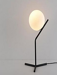40 Modern/Contemporary Desk Lamp , Feature for LED Eye Protection , with Painting Use On/Off Switch Switch
