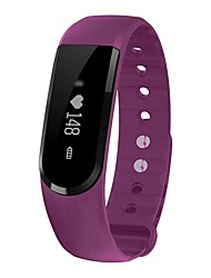 yy id101 femme femme bluetooth bracelet intelligent / smartwatch / podomètre sport pour ios application de téléphone Android