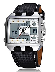 cheap -Men's Quartz Digital Digital Watch Wrist Watch Military Watch Sport Watch Hot Sale Alloy Band Luxury Vintage Casual Fashion Multi-Colored