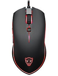 cheap -Motospeed V40 4000 DPI Optical Wired Gaming Mouse,6 Buttons,6 DPI Adjustment