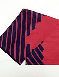High Quality Acrylic Cotton ScarfVintage Work Casual Rectangle Geometric