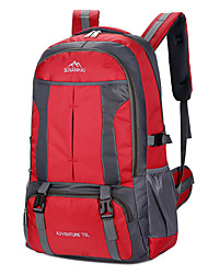 cheap -CHENGXINTU 80 L Backpack Travel Duffel Hiking & Backpacking Pack Camping / Hiking Ski / Snowboard Climbing Badminton Fitness Running