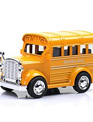 preiswerte -LKW Spielzeuge 1:28 Metall Plastik Gelb