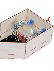 abordables -Crab Kingdom® Simple Microcomputer Chip Pour bureau & enseignement 30* 13 * 8