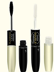 Mascara Balm Wet Fast Dry Extended Lifted lashes Volumized Coloured gloss Natural Curly Waterproof Thick Eyes