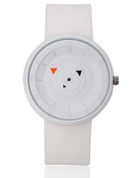 Pánské Sportovní hodinky Módní hodinky Náramkové hodinky Unikátní Creative hodinky Křemenný Pravá kůže Kapela Běžné nošení Vícebarevný
