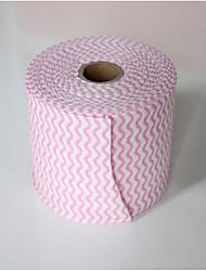 cheap -1 Pcs A Wash A Face Towel Soft Towel Roll Towel Hairdressing Salon Dedicated Point Type Clean Face Towel Paper Towels Color Random