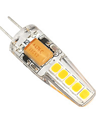 cheap -2W G4 LED Bi-pin Lights T 10 SMD 2835 180-200 lm Warm White Cold White K Dimmable AC/DC 12 V