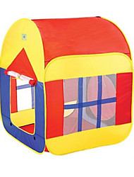 cheap -Play Tents & Tunnels Pretend Play Toys Cylindrical House Novelty Nylon Children's Boys' Girls' Pieces