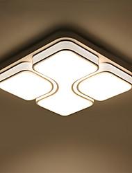 preiswerte -Modern/Zeitgenössisch Unterputz Für Wohnzimmer Schlafzimmer Küche Esszimmer AC 100-240V Inklusive Glühbirne
