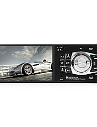 economico -4.3 pollice 1 Din Windows CE In-Dash DVD Player per Universali / Universale Supporto / AVI / MPEG4 / JPEG / RM / RMVB