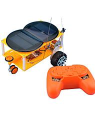 Brinquedos a Energia Solar Controlo Rádio Brinquedos Carro Novidades Faça Você Mesmo Para Meninos Para Meninas Peças