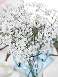 preiswerte -Hochzeitsblumen Sträuße Anderen Künstliche Blumen Hochzeit Party / Abend Material Spitze Polyester 0-20cm