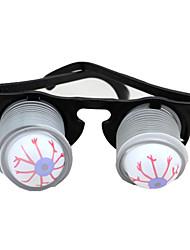 Bolas Brinquedos de Pegadinha Brinquedos Olhos Óculos de Proteção Novidades 1 Peças