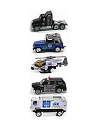 Fahrzeug-Spiele nach Themen Fahrzeuge aus Druckguss Spielzeugautos Rennauto Spielzeuge Auto Metalllegierung Metal Klassisch & Zeitlos