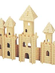 Quebra-cabeçasKit Faça Você Mesmo Modelo de Apresentação Blocos de Construir Quebra-Cabeças 3D Brinquedo Educativo Quebra-Cabeça