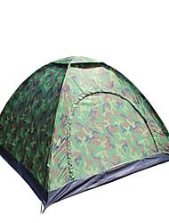 3-4 Pessoas Tenda Único Barraca de acampamento Um Quarto Barracas para Acampamento Família Prova-de-Água A Prova de Vento Á