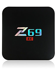cheap -Z69 Android6.0 TV Box Amlogic S905X 2GB RAM 16GB ROM Dual Core