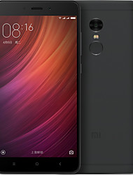 abordables -Xiaomi Redmi Note 4 Global Version 5.1-5.5 / 5.5 pulgada Smartphone 4G (4GB + 64GB 13mp Qualcomm Snapdragon 625 4100mAh mAh)