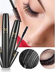 Top 3D Fiber Lashes MASCARA Rimel Makeup set High Quality 1set2pcs Eyelash Waterproof Double Mascara