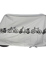 cheap -Bike Cover Durable BMX / TT / Fixed Gear Bike Polycarbonate