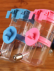 cheap -Dog Water Dispenser Pet Water Dispenser Dog Water Bottle PET Hanging Dog Kettle Cat Drinking Machine Pet Supplies