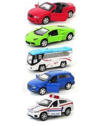 Playsets автомобиля Модели автомобилей Игрушечные машинки Гоночная машинка Полицейская машинка моделирование Автомобиль Металлический